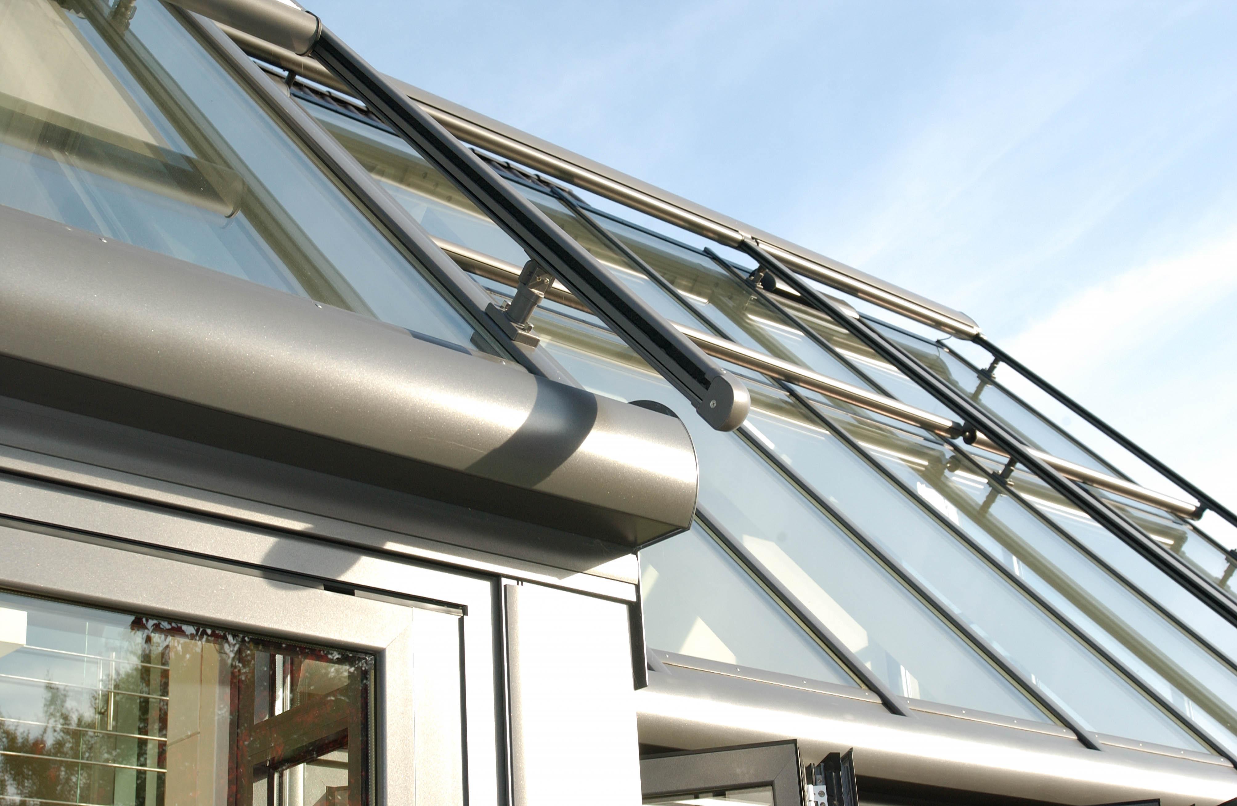 Wintergarten-Dach