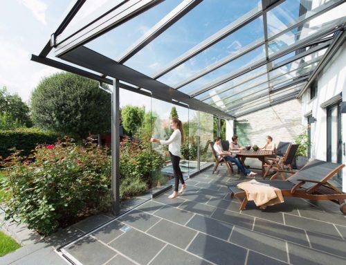Glashaus und Wintergarten – ein klasse Doppel!